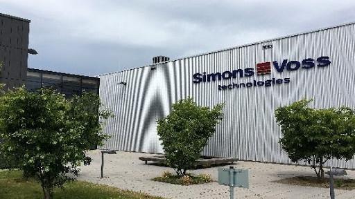 SimonsVoss-Betriebsgebäude in Osterfeld