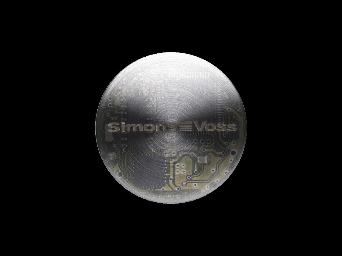System 3060 | Knaufkappe | WaveNet Knaufkappe - Global - silver