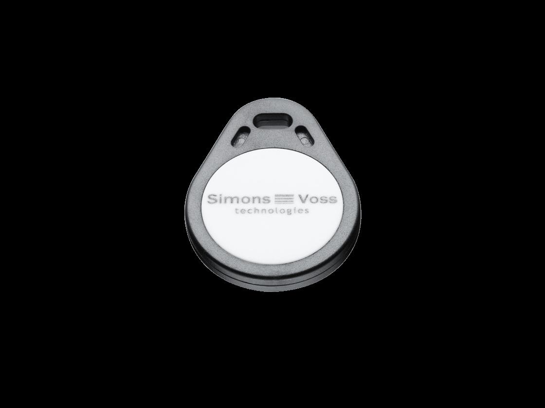 System 3060 | SmartTag - Global - Weiß mit schwarzem Rand