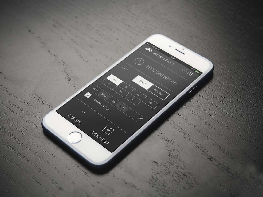 MobileKey | Smartphone – Global - Web-App / Key4Friednds