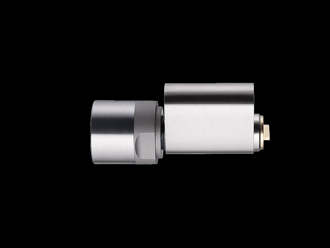 System 3060 | Digitaler Schließzylinder | Scandinavian Oval - Scandinavian - Edelstahl