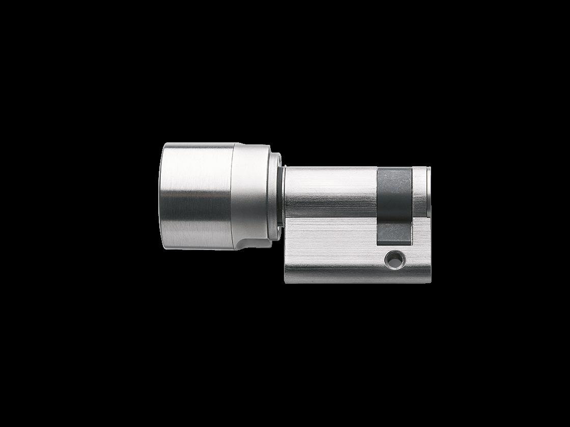 System 3060 | Digitaler Schließzylinder | Halbzylinder - Europrofil - Edelstahl