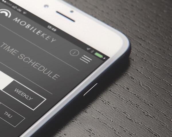 MobileKey | Identifikationsmedien | Smartphone