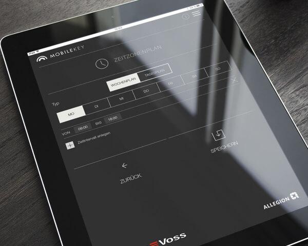 MobileKey | Verwaltung | Web-App