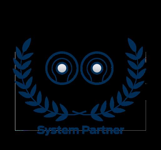 SimonsVoss System-Partner Logo