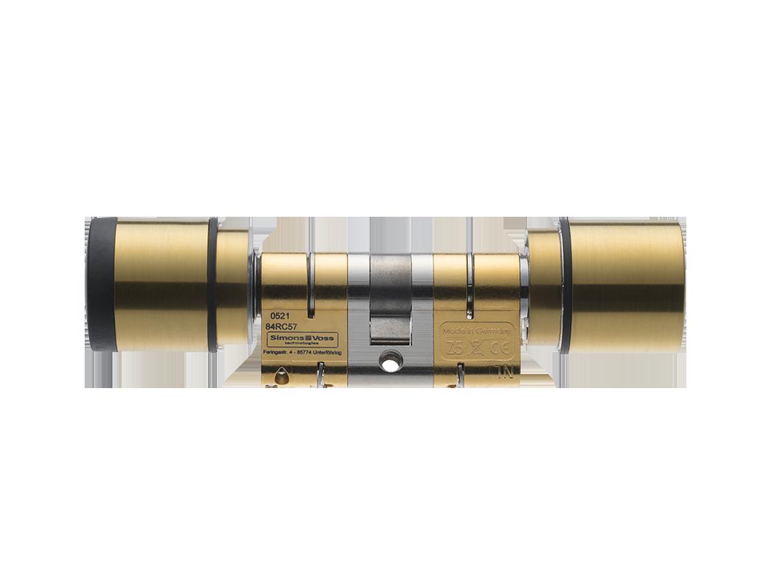 SI | Digital Cylinder AX | Doppelknaufzylinder AX - Europrofil- Messing