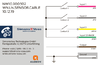 Sensor cable for   LockNode (Quick guide)