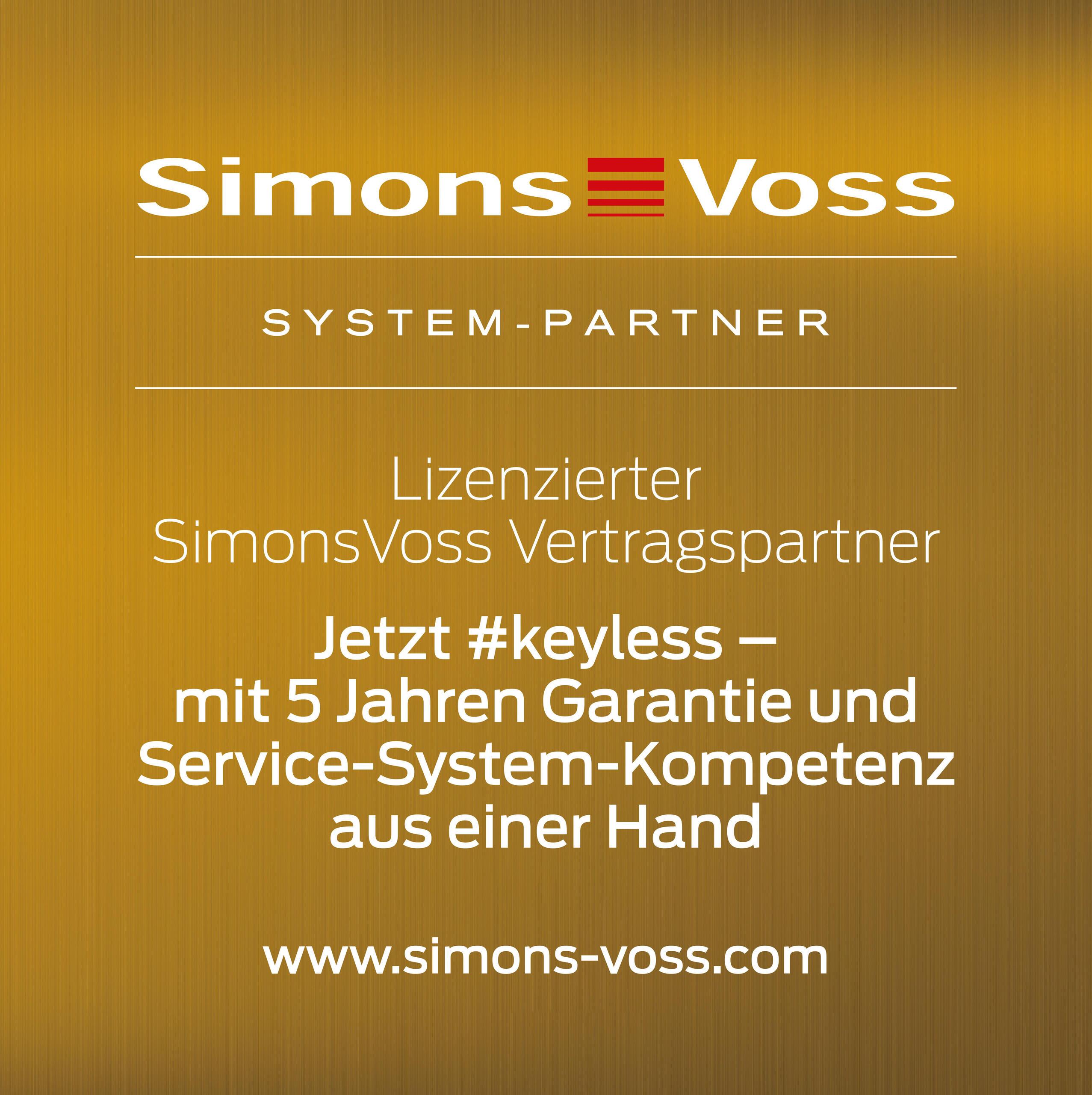 Label 5-Jahre Garantie System-Partner