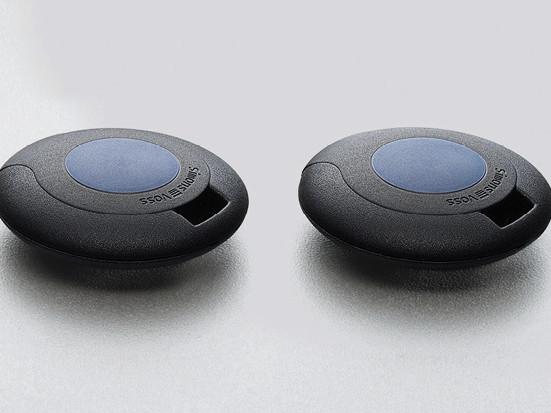 SimonsVoss favorisiert aktive Identifikationsmedien wie den batteriebetriebenen Transponder, der den mechanischen Schlüssel ersetzt.
