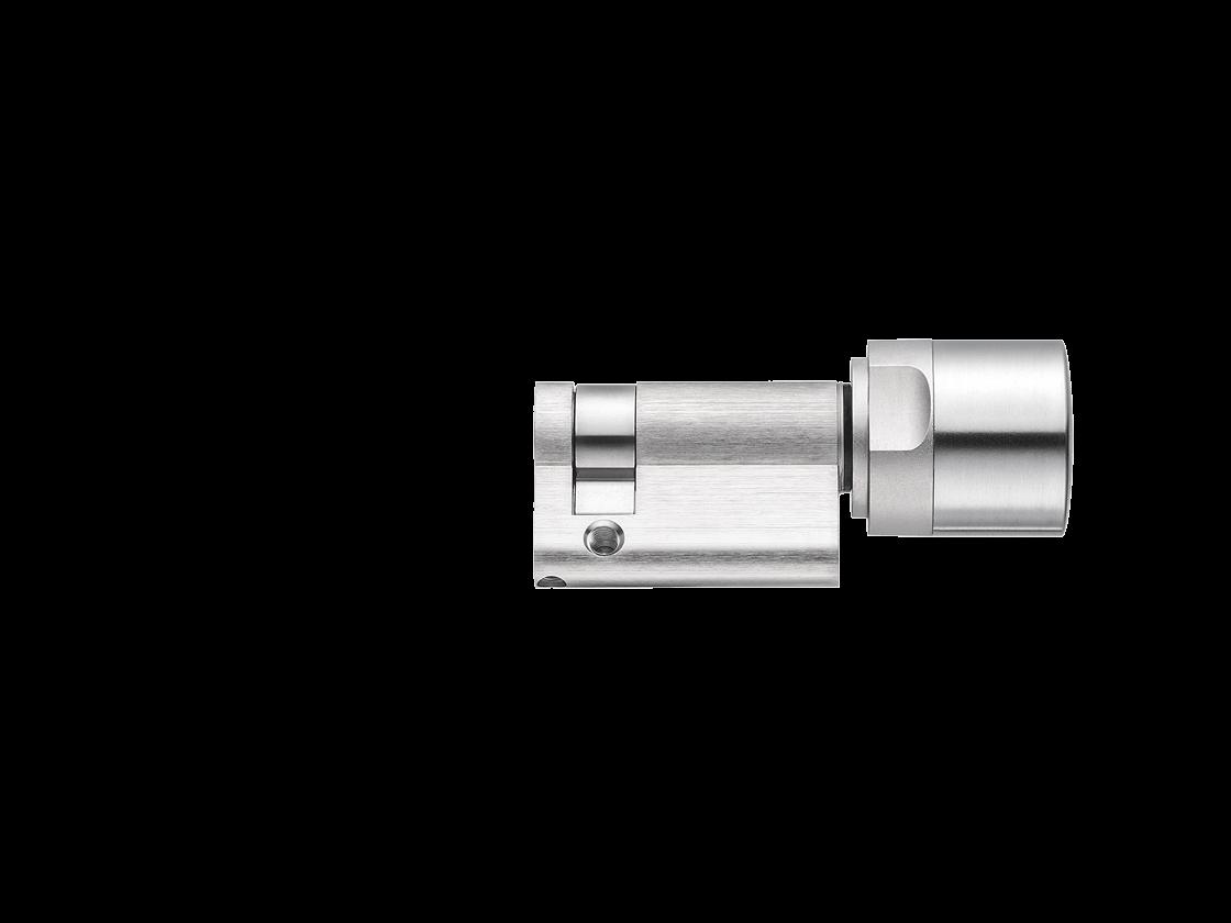 MobileKey | Digitale Schließzylinder | Halbzylinder - Europrofil - Edelstahl