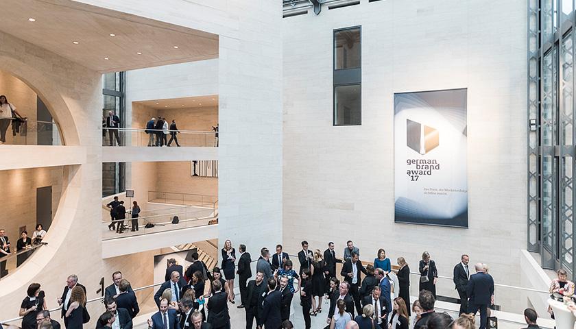 German Brand Award | Arbeitgeber des Jahres 2017