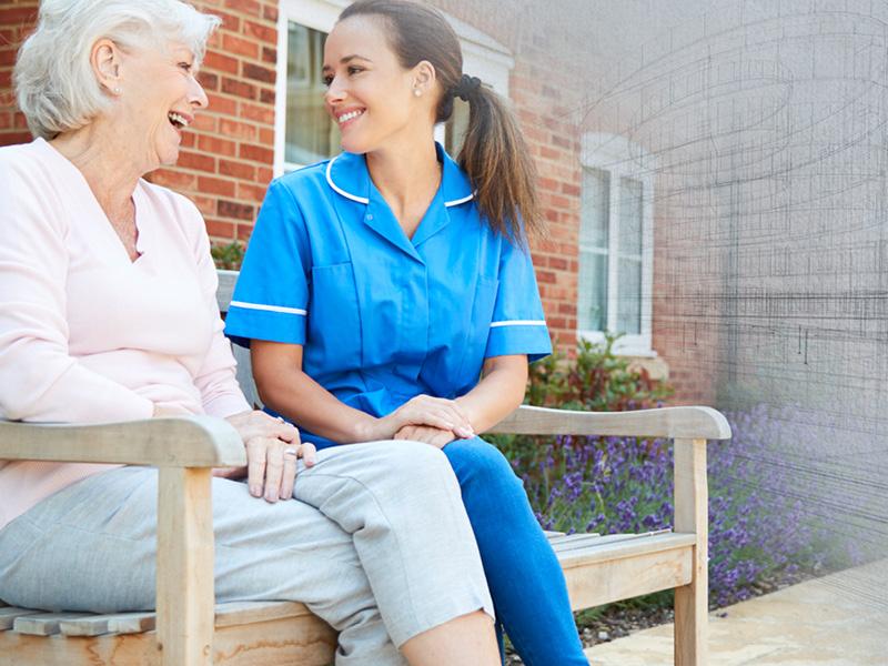 Branchenlösungen für Senioren- Einrichtungen