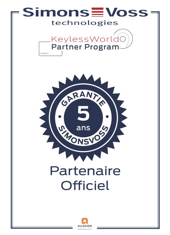 Label 5-Jahre Garantie