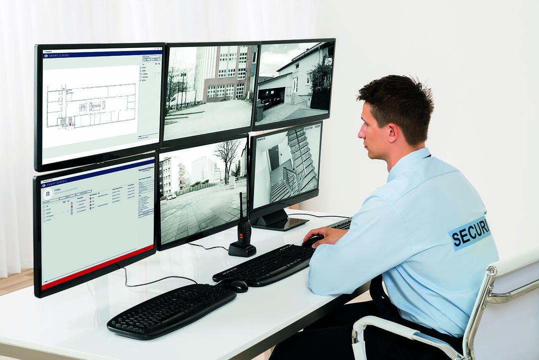 Alles im Blick: DoorMonitoring macht digitale Zutrittskontrolle in allen Dimensionen übersichtlich und leicht zu handhaben.